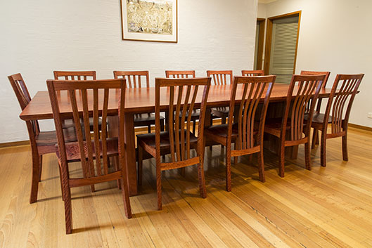 Redgum Dining Suite Overview